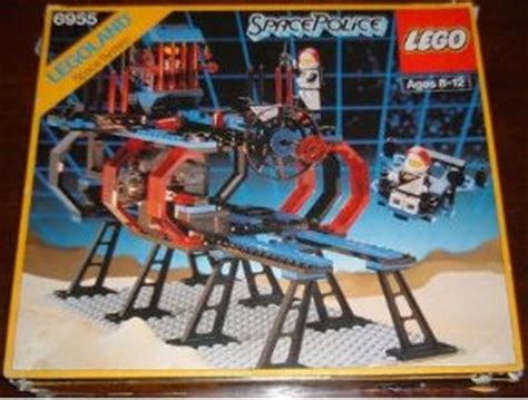 lego space police space lock up isolation base | toy brix