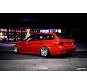 Stance BMW 320d Touring E91 &187 CarTuning  Best Car Tuning