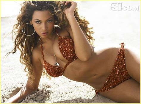 beyonce sports illustrated swimsuit 2007 full sized photo of beyonce sports illustrated swimsuit 10