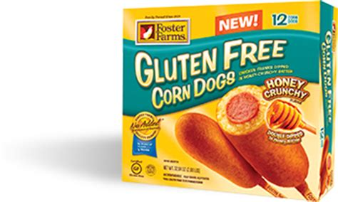 gluten free corn dogs foster farms gluten free corn dogs giveaway ends 10 28