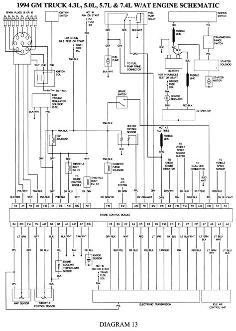 89 chevy c1500 ignition wiring diagram get free image
