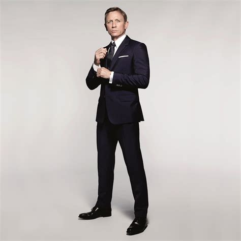 Bond Skyfall Wardrobe by Button Two The Suits Of Bond
