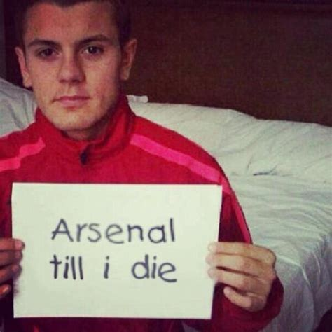 arsenal till i die quot arsenal till i die quot super jack arsenal pinterest