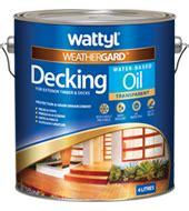 wattyl weathergard decking water based oil