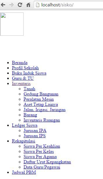 membuat sistem informasi sederhana berbasis web gratis sistem informasi sekolah berbasis web dengan php