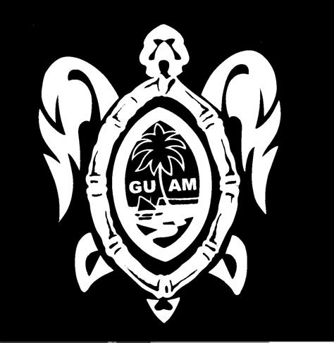 chamorro tribal tattoo designs can t believe i found this on here guam seal in a