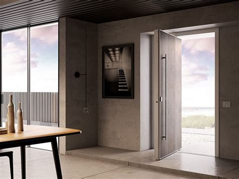 porta ingresso blindata porta d ingresso a bilico blindata di big dibi porte