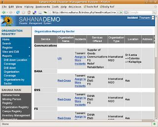 Starbio Plus Jogja hadinux sahana aplikasi open source untuk