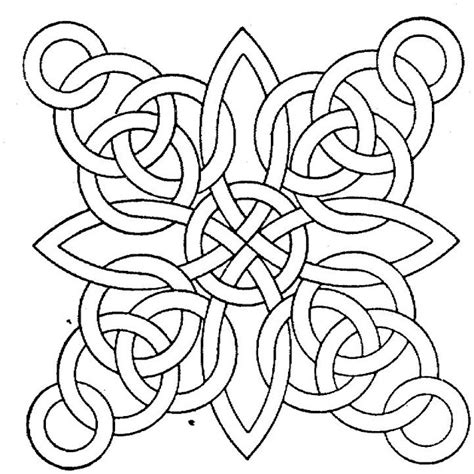 detailed geometric coloring pages to print coloring pages printable coloring pages detailed