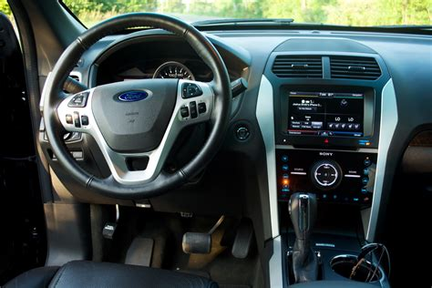 2014 ford explorer limited review motor review