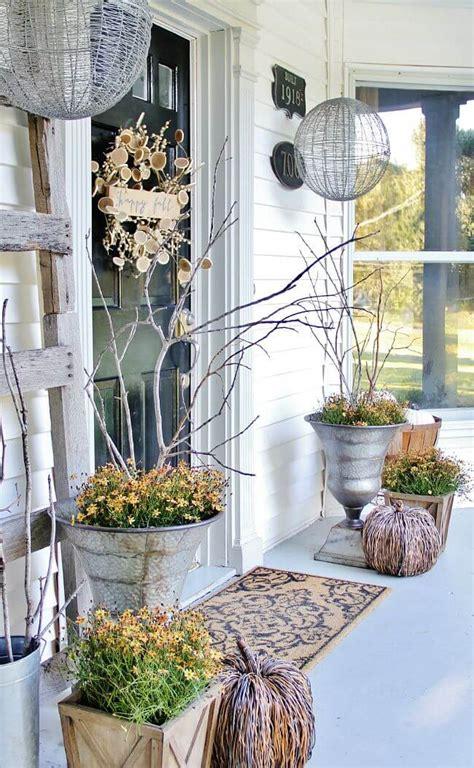47 best rustic farmhouse porch decor ideas and designs for 2017