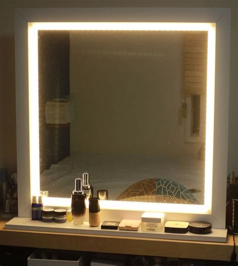 lighted bathroom vanity make up mirror led lighted wall led lighting mirror for make up or starlet lighted vanity