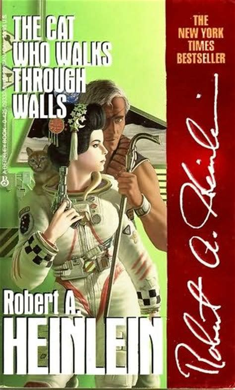 the cat who walks through walls by robert heinlein