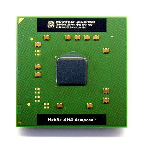 amd mobile new amd mobile sempron 3000 1 8ghz socket sockel 754