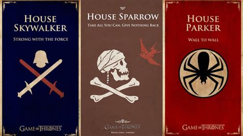 game of thrones house mottos amazing game of thrones poster parodies from lokiable mindhut sparknotes