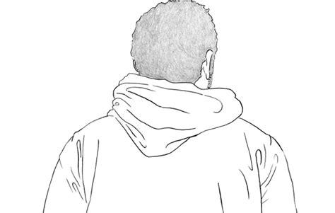 how to draw hoodies black hoodie drawing www pixshark images galleries