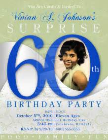 60 birthday invitation templates 60th birthday invitation