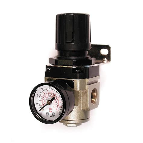 3 8 air compressor pneumatic pressure regulator tool 145 psi inlet steel ebay