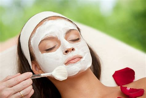 Masker Facemask Namoid Milk how to get glowing skin naturally at home 34 simple ways