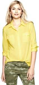 7 Fab Retro Tops By Nick Mo by Fitted Boyfriend Shirt 8 Standout Neon Shirts