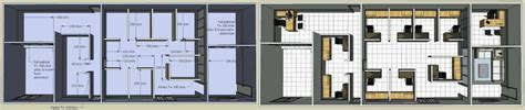 layout meja kantor partisi dan meja kantor pt pertamina ep asset v tarakan