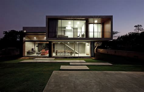 modern contemporary houses contemporary w house designed by idin architects