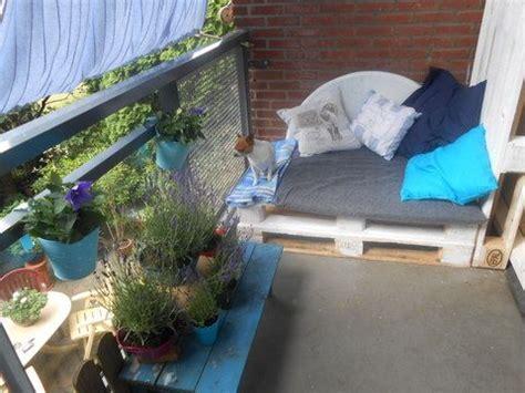 deko modern 2796 klein balkon grote lounce bank balcony pallet sofa