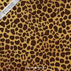 Animal Print Templates by Leopard Print Pattern Vector Free