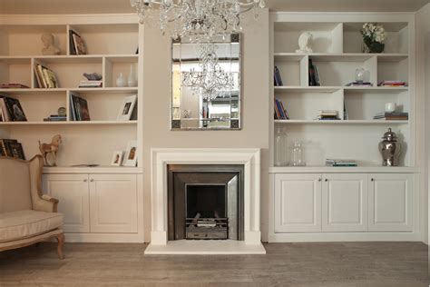 Fireplace Bookcase Ideas Built In Bookcases Ideas For Small Space