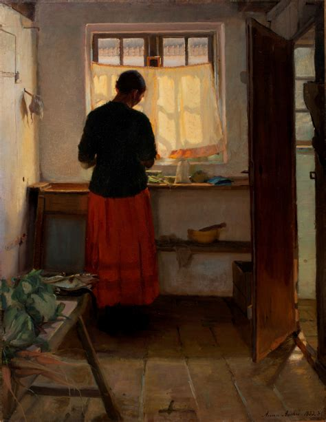 in the kitchen file in the kitchen ancher jpg wikimedia commons