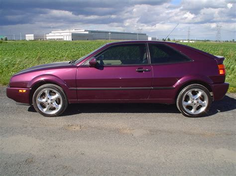 Volkswagen Corrado 1995 by Vr6gurl 1995 Volkswagen Corrado S Photo Gallery At Cardomain