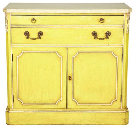 Yellow Buffet Cabinet 1960s Yellow Buffet Contemporary Buffets And Sideboards