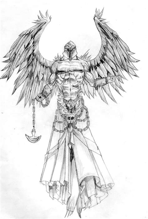 angel warrior tattoo collection of 25 warrior design