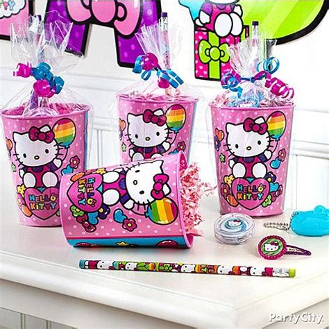 Hello Kitty Birthday Giveaways - best 25 hello kitty favors ideas on pinterest hello kitty bow hello kitty parties