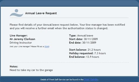 email format for leave request to manager image gallery outstanding annual leave