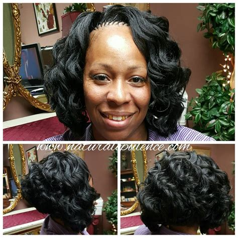Tree Braid Bob Styles | naturalopulencesalon tree braid bob ocean wave 1b