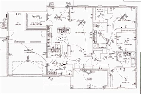 electrical house plans escortsea