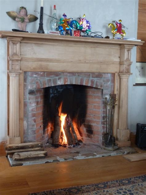 What Is A Rumford Fireplace by Quot Rumfordizing Quot