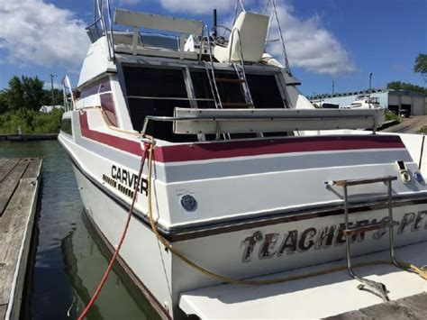boats like carver carver boats 1988 for sale for 6 500 boats from usa
