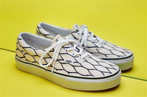 Sepatu Vans Era kenzo x vans era summer 2012 sole collector