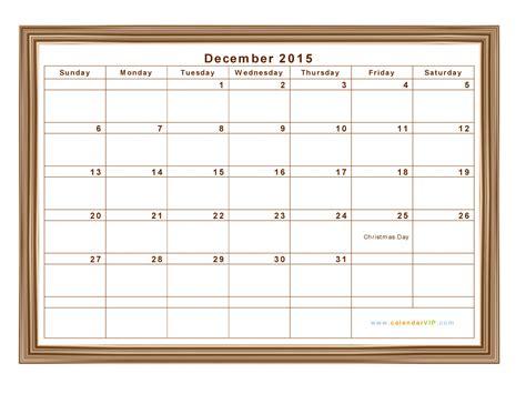 printable december 2015 calendar word january 2016 blank calendar vip calendar template 2016