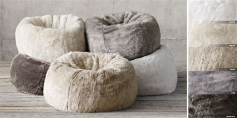 Design For Faux Fur Bean Bag Chair Ideas Faux Fur Bean Bag Shaggy Lustwithalaugh Design Come Right Fur Bean Bag Chair For You