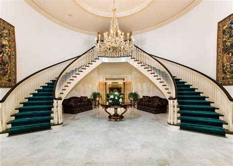 the mansion project the mansion s grand stair hall photo page hgtv