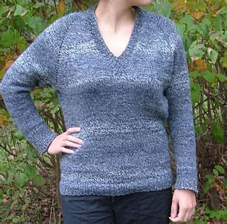 knitting patterns sweaters from the neck down ravelry top down v neck raglan sweater pattern by elaine