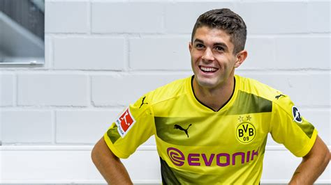 christian pulisic scouting report americans abroad christian pulisic breaking the lines