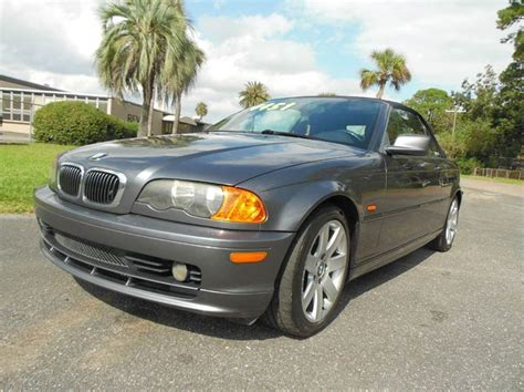 2001 bmw 325ci convertible 2001 bmw 3 series 325ci 2dr convertible in jacksonville fl