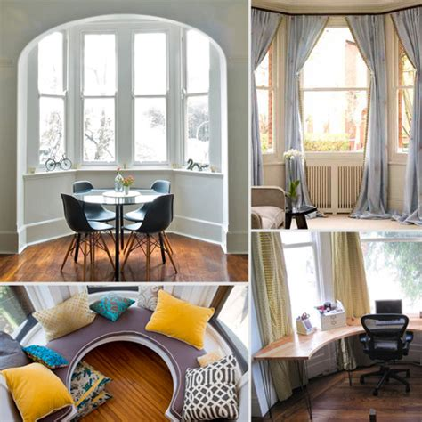 how to decorate your windows decorating ideas for bay windows popsugar home