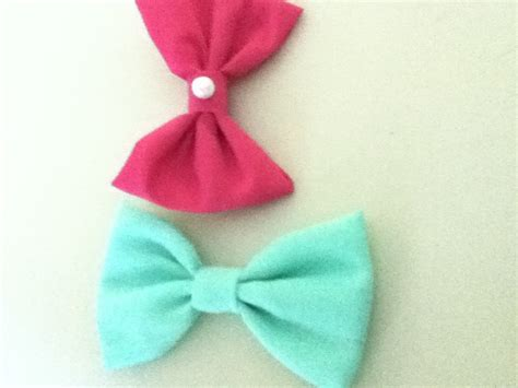 diy hairstyles bow diy hair bow