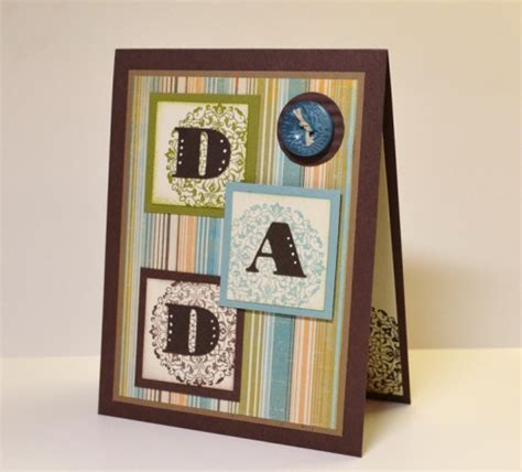 Handmade Fathers Day Cards - giveaway of a card beginner s kit from hobbycraft