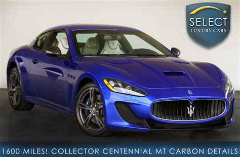 used maserati granturismo used maserati granturismo 28 images 2017 used